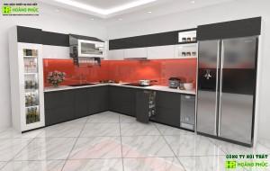 Tủ bếp BAE11P24-02